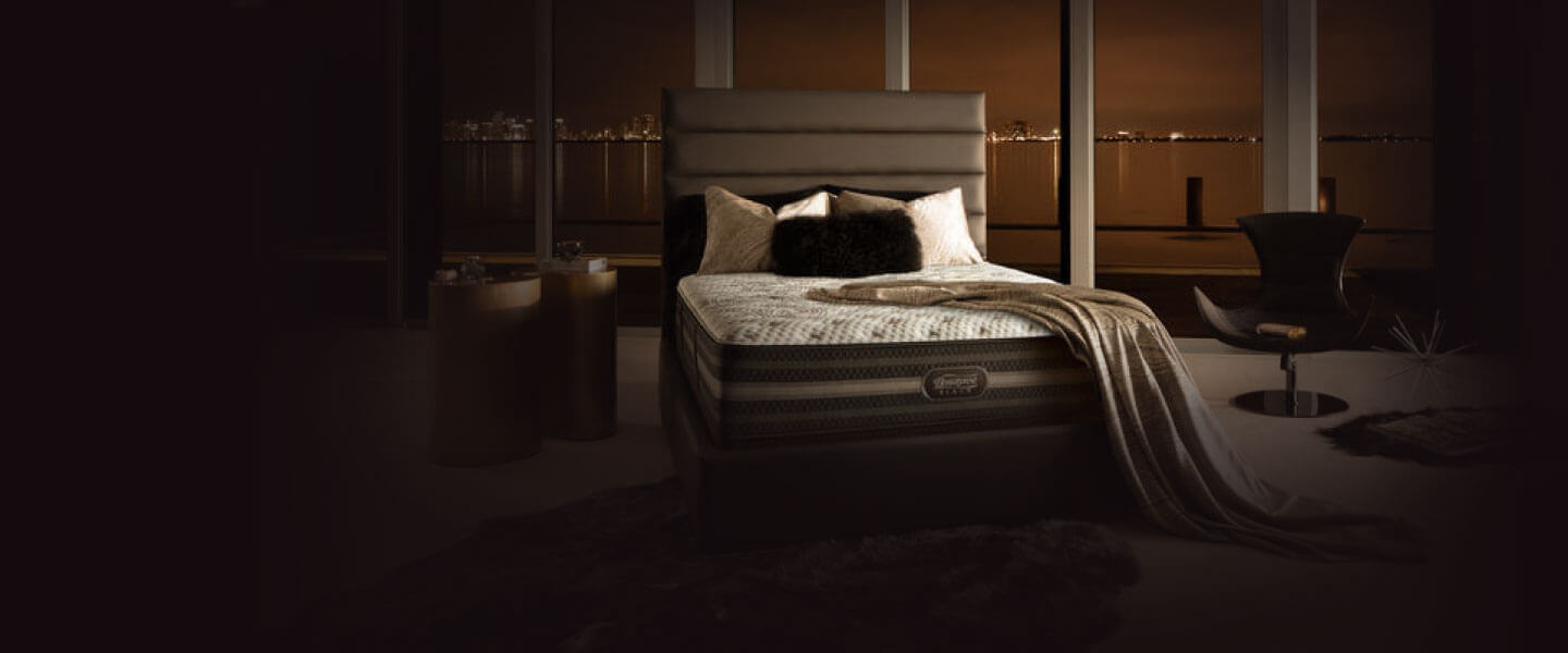 Dream In Black   Beautyrest Black Mattress